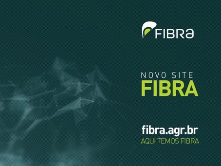 Fibra ganha um site institucional
