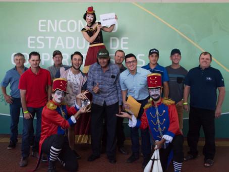 Cooperados Bom Jesus participam do Encontro Estadual de Cooperativistas Paranaenses 2019