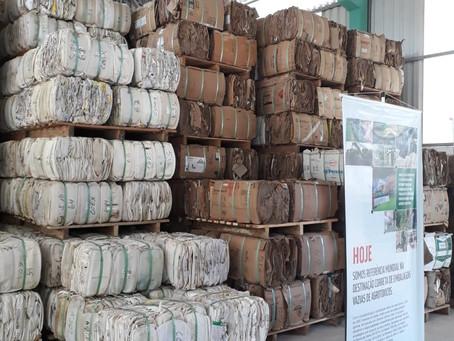 Coleta de Embalagens de Defensivos Agrícolas está suspensa na região de São Mateus do Sul
