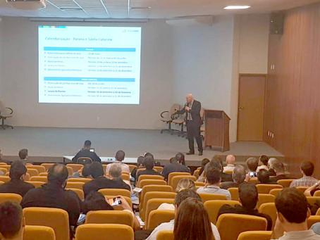 Luiz Roberto Baggio participa de workshop para debater a ferrugem da soja