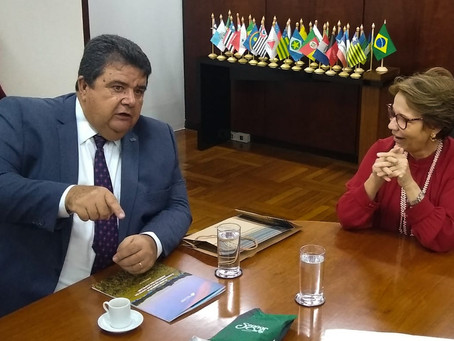 OCB debate crédito rural com Ministério da Agricultura