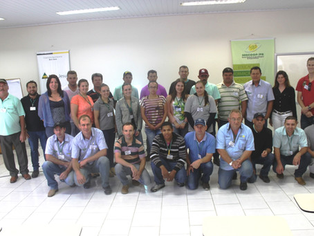 Cooperativa Bom Jesus promove treinamento para membros da CIPA