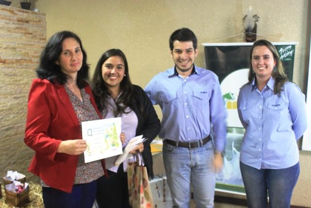 Cooperada Eliane Chagas ficou em 2º lugar no projeto Sillus.