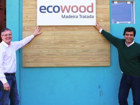 Ecowood - Madeira Tratada: opção para estruturas rurais