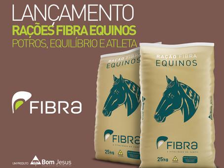 FIBRA: Cooperativa Bom Jesus lançara linha de rações para equinos em evento nacional