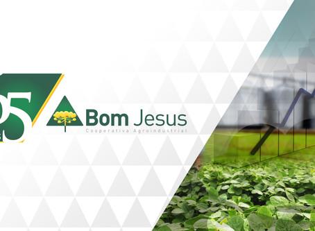 Modelo societário do Cooperativismo sustenta crescimento contínuo na Bom Jesus.