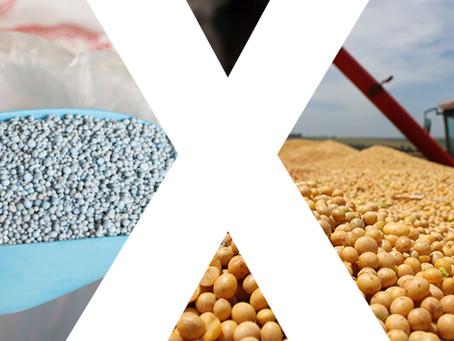Compra de fertilizantes agora, é estratégia para ganhar preço e garantir entrega