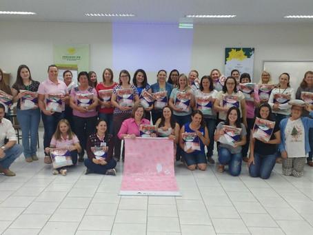Núcleo Feminino realiza última atividade no ano com planejamento e novo projeto