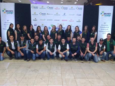 Jovens da Cooperativa Bom Jesus participam do 26º Jovemcoop, ganham aprendizado e projetam futuro