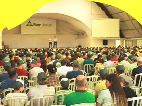 Primeiro dia da 12º Edição do Dia de Campo da Bom Jesus reúne cerca de 2000 participantes