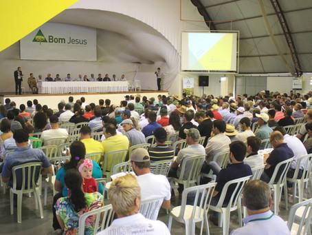 Cooperativa Bom Jesus realiza Assembleia Geral Ordinária – AGO 2017