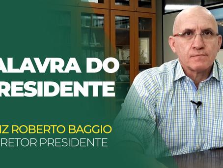 Luiz Roberto Baggio comenta momento da Cooperativa