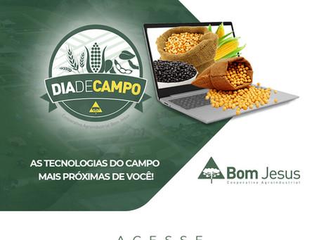 16° DIA DE CAMPO - Edição Digital, cadastre-se e não perca