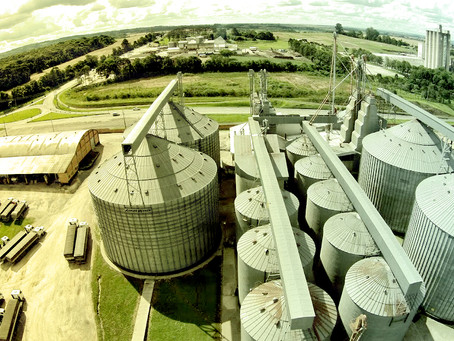 Capacidade de armazenagem agrícola fica em 166,5 milhões de toneladas no 1º semestre de 2016, diz IB