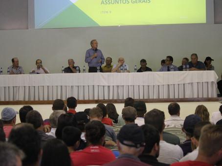 "AGO 2019 III: Ricken destaca que ""estamos muito próximos de representar 60% do que se produz no Para"