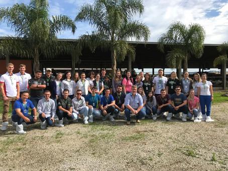Jovens da Bom Jesus participam do Elicoop 2018