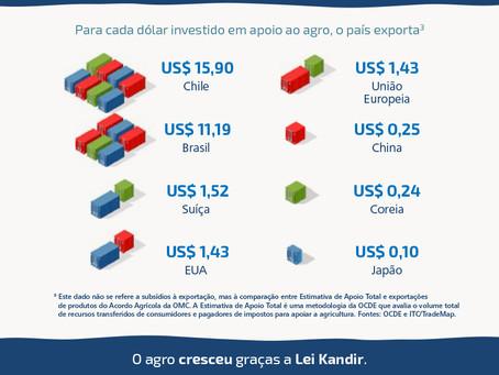 LEI KANDIR II: Entenda o impacto no agronegócio brasileiro com revogação da lei