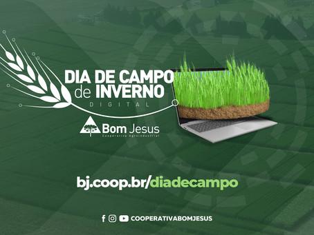 DIA DE CAMPO DE INVERNO 2020 - Cadastre-se e não perca