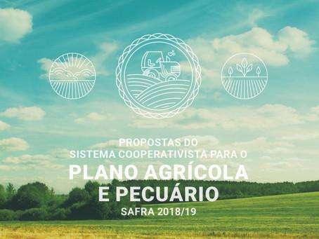 PLANO AGRÍCOLA: Sistema cooperativista encaminha propostas ao Ministério da Agricultura