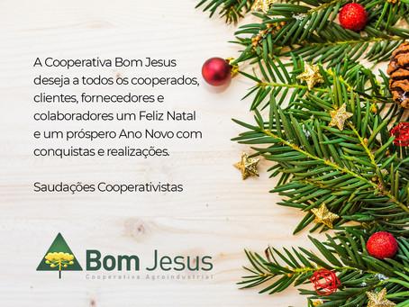 Feliz Natal e Prospero Ano Novo a todos