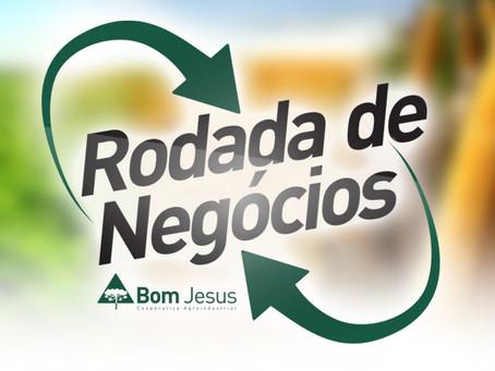 Cooperativa Bom Jesus realiza Dia de Negócios nos entrepostos