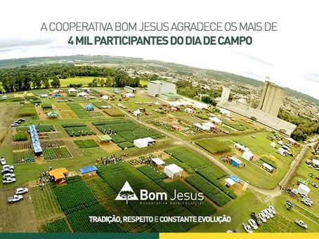 Mais de 4000 participantes na 11º Edição do Dia de Campo da Bom Jesus