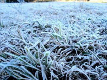 Frio se mantém no final de semana na região sudeste do Paraná
