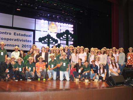 Cooperativa Bom Jesus presente no Encontro Estadual de Cooperativistas Paranaenses 2015