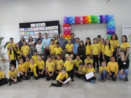 Projeto Escola No Campo 2019 finaliza com premiação aos alunos