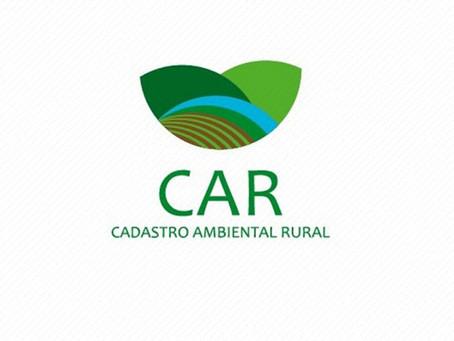 CADASTRO AMBIENTAL: Governo prorroga o CAR para pequenos produtores até 2017
