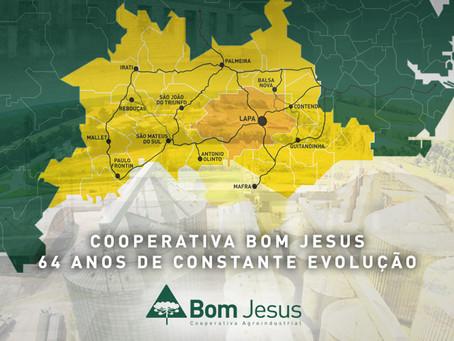 BOM JESUS: 64 anos de história e sucesso