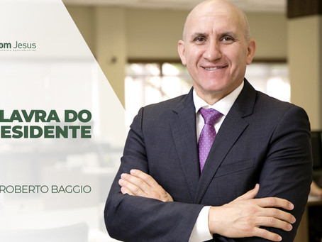 PALAVRA DO PRESIDENTE - Luiz Baggio comenta momento da Cooperativa Bom Jesus no início de 2021