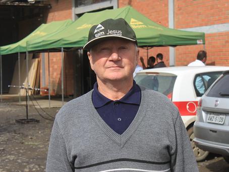 Produtor de Mafra relata história com a Cooperativa Bom Jesus