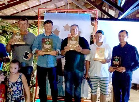 Cooperados de Balsa Nova e Contenda são premiados no concurso Meu Pé de Batata
