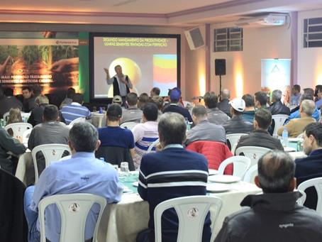 Produtividade: palestra é apresentada durante evento da Syngenta
