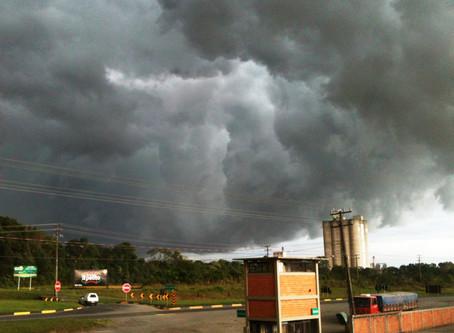 Clima: Previsão do tempo indica chuva nesta semana