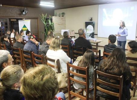 Projeto Sillus premia cooperados, na Lapa