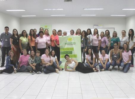 Núcleo Feminino realiza primeiro encontro de 2017