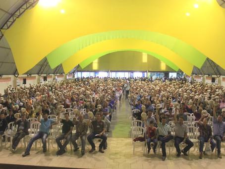 Mais de 2000 participantes no primeiro dia da 11º Edição do Dia de Campo da Bom Jesus