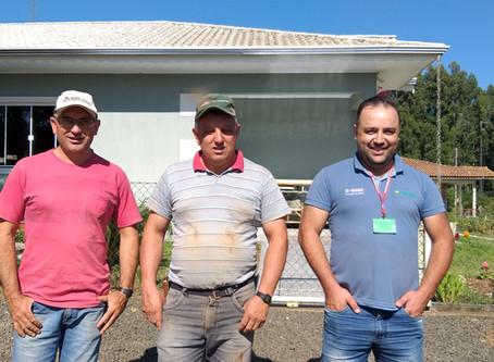 Tradição na lavoura – o companheirismo da família Buaski
