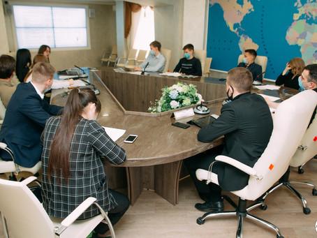 """Круглый стол: """"Взаимодействие органов МСУ и бизнес-сообщества"""""""