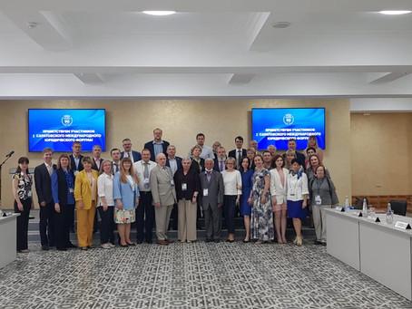В рамках Саратовского международного юридического форума состоялись административно-правовые чтения