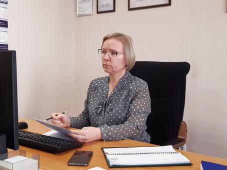 Реготделение АЮР приняло участие в вебинаре по проблемам застройщиков