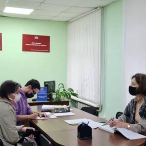 В Саратовской области состоялся Единый день оказания бесплатной юридической помощи