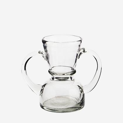 Vaso vetro manici
