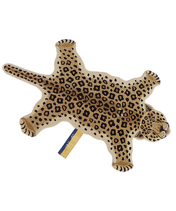 Tappeto decorativo leopardo