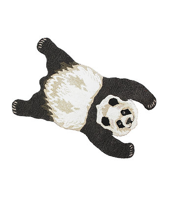 Tappeto decorativo panda