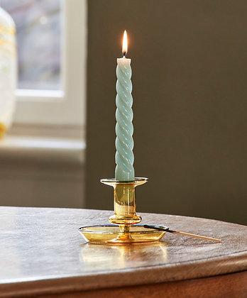 set 6 candele spirale