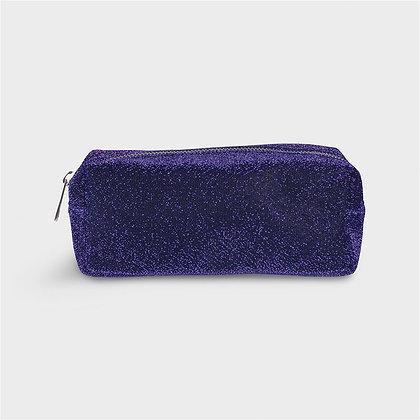 Beauty astuccio glitter viola