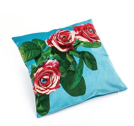 Cuscino TOILETPAPER roses 50x50